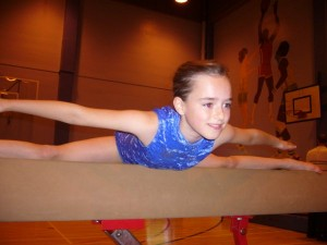 splits on beam