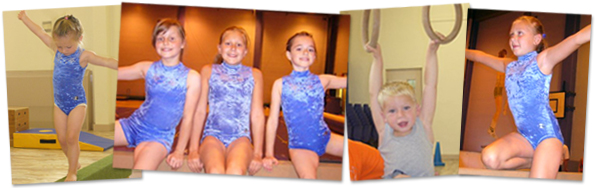 kids gymnastics leicester